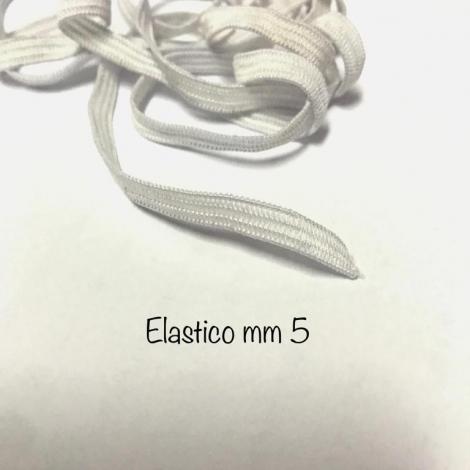 ELASTICO BIANCO