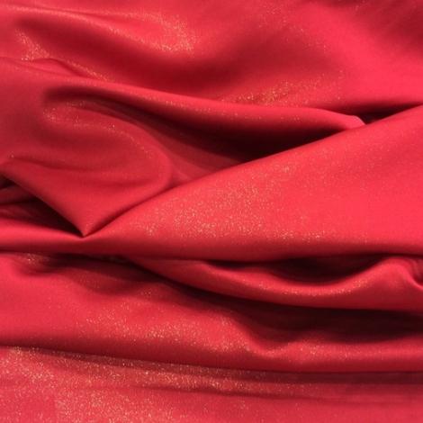 Lurex Rosso - Oro