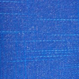 Tessuto Fiammato - Azzurro 068