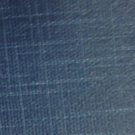 Tessuto Fiammato - Blu Scuro 413